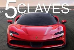 Las 5 claves del nuevo Ferrari SF90 Stradale: no solo es el más rápido de la historia