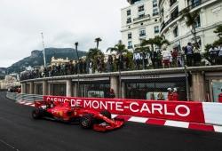 Leclerc domina, Vettel se estrella y los Mercedes se tapan