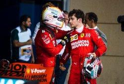 """Leclerc: """"Haré todo lo posible por cambiar la jerarquía en Ferrari"""""""