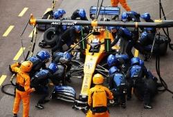 McLaren, uno de los tres equipos con más neumáticos blandos en Montreal