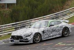 ¿El futuro Mercedes-AMG GT Black Series tendrá más de 700 CV?