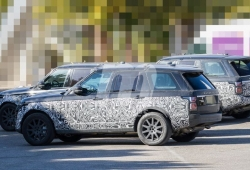 ¡Cazado! Land Rover ya trabaja en la nueva generación del Range Rover