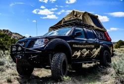 Nissan presenta el aventurero Destination Frontier concept