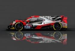 Nuevos colores para Jackie Chan y TDS Racing en Le Mans