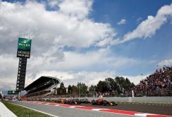 Con cuatro pilotos sancionados, así queda la parrilla del GP en Barcelona