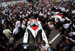 Peso adicional en Le Mans para los Toyota TS050 Hybrid