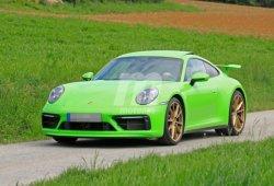 El nuevo Porsche 911 Carrera base se deja ver con el paquete SportDesign