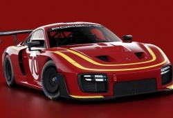 Porsche presenta 7 atractivas decoraciones clásicas para el 935 Clubsport