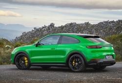 Este es el aspecto de un improbable Porsche Cayenne Coupé 2 puertas
