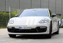 El nuevo Porsche Panamera adoptará la tecnología semihíbrida