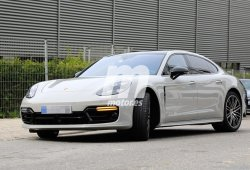Porsche inicia las pruebas del lavado de cara del Panamera, que llega en 2020