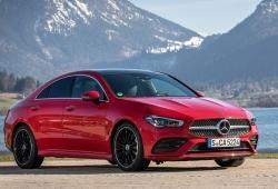 El nuevo Mercedes CLA Coupé estrena motor diésel y estos son sus precios
