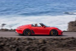 El nuevo Porsche 911 Speedster ya tiene precio en España