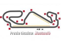 Previo técnico: así es el circuito de Montmeló