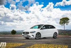 Prueba Mercedes Clase B 2019, hay vida más allá de los SUV (con vídeo)