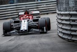 """Räikkönen: """"Antes el piloto podía marcar diferencias en Mónaco, ya no"""""""