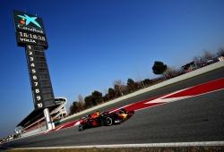 Red Bull quiere que la pretemporada siga en Barcelona aunque no haya GP
