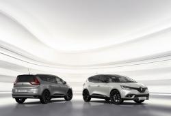 Renault Scénic y Grand Scénic Black Edition, nueva edición limitada en Francia