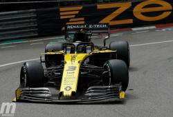 Renault tuvo que correr a medio gas por una biela defectuosa