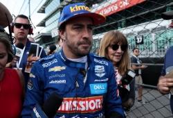 """Ricciardo y Kubica, sobre la eliminación de Alonso en la Indy 500: """"Fue triste verlo"""""""