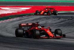 """Sainz: el motor Ferrari """"sigue estando un buen paso por delante"""" del resto"""