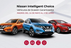 Nissan en el Salón del Vehículo de Ocasión y Seminuevo de Madrid 2019