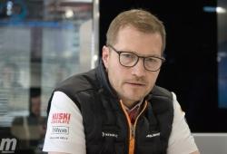 """Seidl: """"McLaren seguirá evolucionado el coche al máximo"""""""