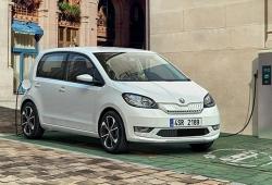 El nuevo Skoda Citigoe iV nos adelanta las mejoras del Volkswagen e-up!