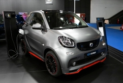Smart EQ ForTwo Ushuaïa Limited Edition 2019, buscando más exclusividad