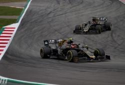 """Steiner, sobre sus pilotos: """"¿Puedo prometer que no lo harán de nuevo? No"""""""
