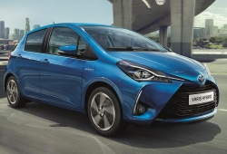 La gama del Toyota Yaris estrena Apple CarPlay y Android Auto