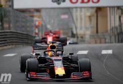 """Verstappen no acepta su sanción: """"Creo que merecía el podio"""""""