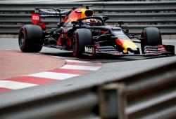 Verstappen, lastrado por neumáticos fríos; Gasly, sancionado
