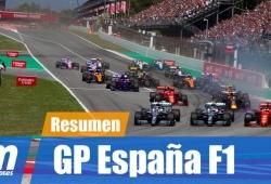 [Vídeo] Resumen del GP de España de F1 2019