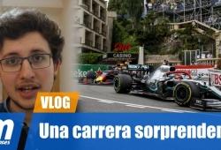 [Vídeo] Una carrera vibrante en Mónaco