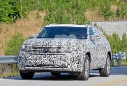 Volkswagen comienza las pruebas del nuevo Atlas Cross Sport en Estados Unidos