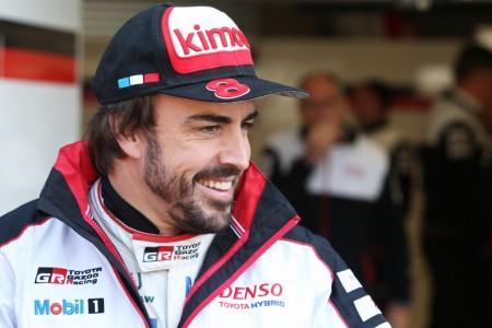 Alonso valora abiertamente la opción de disputar el Dakar