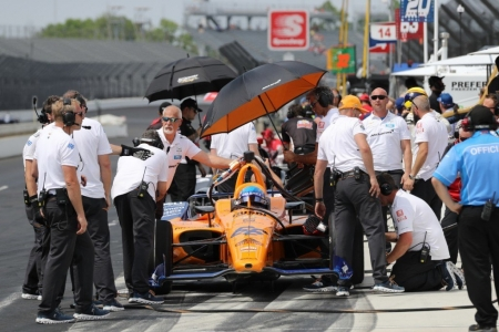 """Alonso: """"Pudimos rodar mucho, espero que nos dé confianza para clasificación"""""""