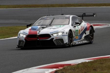 BMW Motorsport concluye su programa GTE en el WEC