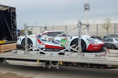 Los Ford GT lucirán distintas libreas históricas en Le Mans