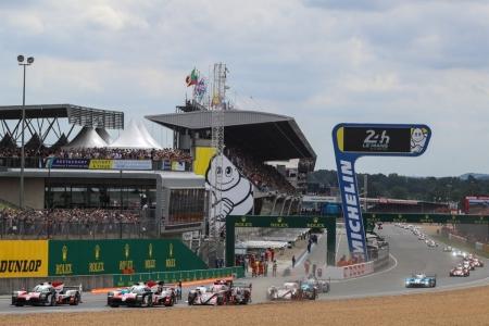 Lista de inscritos definitiva de las 24 Horas de Le Mans 2019