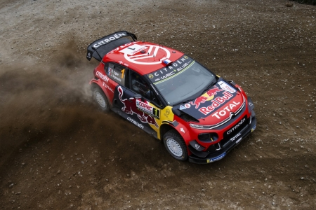 """Ogier: """"Hay que desarrollar el Citroën C3 WRC aún más"""""""