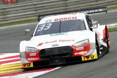 René Rast logra su segunda victoria del año en Zolder