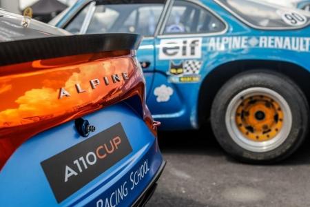 Signatech desarrollará para 2020 un Alpine A110 de rallies