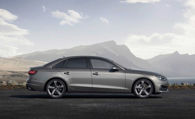 Audi A4 2019 - lateral