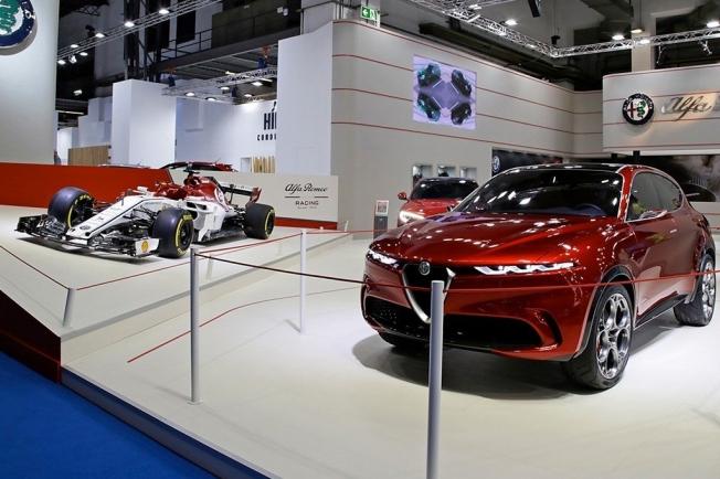 Alfa Romeo Tonale Concept