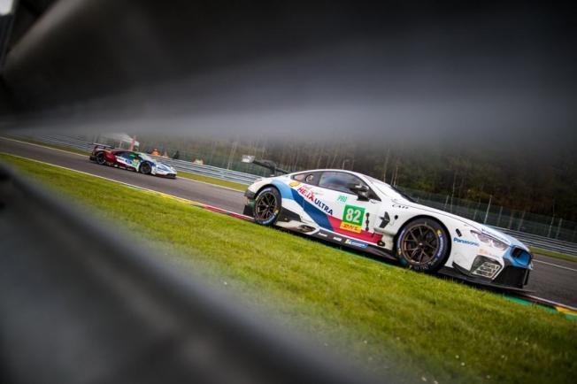 BMW confirma sus pilotos para las 24 Horas de Le Mans