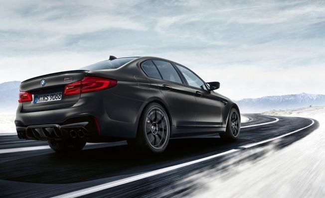 BMW M5 Edición 35 Aniversario - posterior