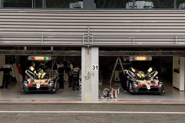 Brendon Hartley debuta con el Toyota TS050 Hybrid en Spa