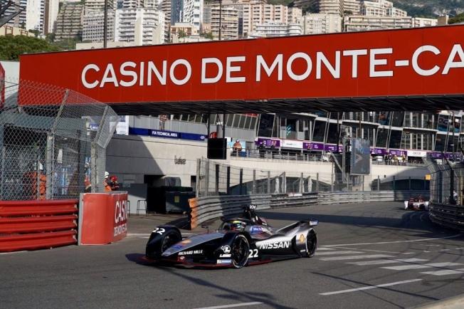 Gran triunfo de Jean-Eric Vergne en el ePrix de Mónaco